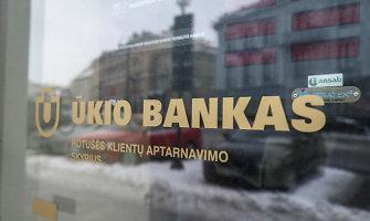 """""""Deloitte Lietuvai"""" dėl Ūkio banko audito gali tekti aiškintis teisme"""