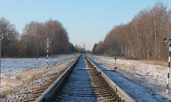 Netoli Vilkaviškio traukinys mirtinai sužalojo vyrą