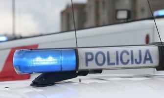 Antradienį Panevėžyje įvyko keturių automobilių avarija
