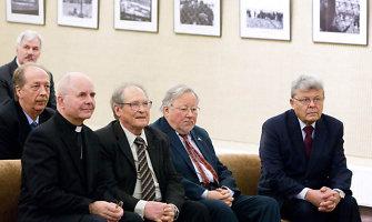 Arkivyskupui Sigitui Tamkevičiui bus įteikta Laisvės premija
