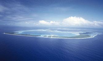Tetiaroa sala: aktoriaus Marlono Brando sukurtas rojus žemėje