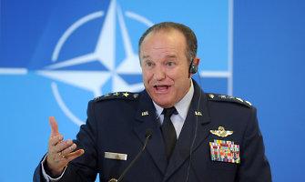 NATO pajėgų Europoje vadas P.Breedlove'as Lietuvai: NATO tinkamai reaguos į naujus iššūkius