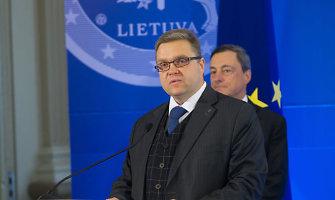 Vitas Vasiliauskas: geopolitinė įtampa jau daro poveikį pasaulio ekonomikai