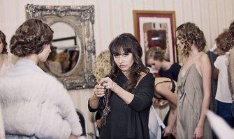 Ella Tatarinova Rygoje pristatė Paryžiaus romantika alsuojančią kolekciją
