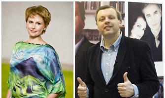 """Andrius Užkalnis neigia esantis Andrejus Zagornas: """"Tegul Janutienė toliau garina actą"""""""