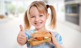 """Mitybos specialistė Vaida Kurpienė: """"Kai kurių darželių valgiaraštis netinkamas vaikams"""""""