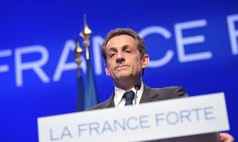 """Nicolas Sarkozy – iš """"Facebooko"""" į politiką"""