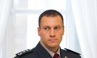 Antradienį 15min.lt tiesioginėje konferencijoje – policijos generalinis komisaras Linas Pernavas