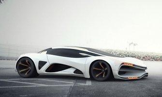 """""""Žiguli"""" iš ateities: naujausios """"Lada"""" dizaino koncepcijos"""