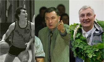 60-metį švenčiantis Jonas Kazlauskas: trys mažai žinomi trenerio gyvenimo epizodai