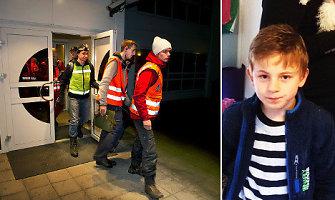 Norvegijos policija ieško iš globėjų pagrobto septynmečio Gabrieliaus Bumbulio