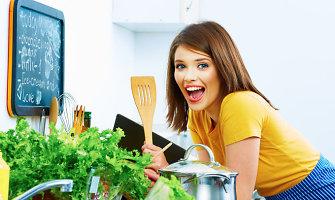 Ar tarp vegetarizmo ir sveikos mitybos galima dėti lygybės ženklą?