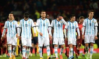Draugiški mačai: portugalai palaužė Argentiną, vokiečiai – ispanus, laimėjo ir brazilai
