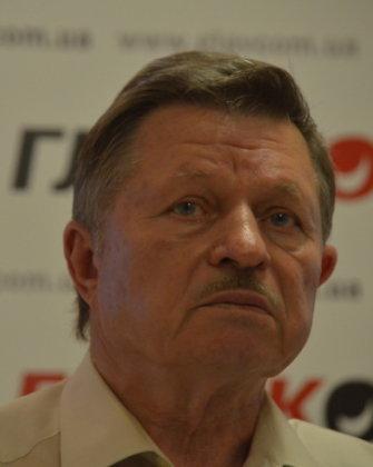 Ukrainos generolas pulkininkas Anatolijus Lopata: Ukrainos tauta neleis pralaimėti karo