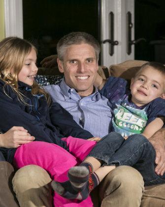 Amerikietis Kalifornijoje nori įgyvendinti Vytenio Andriukaičio idėją dėl neskiepytų vaikų