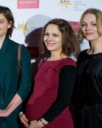 Pretendentės į Geriausios kino aktorės titulą – trys jaunosios kartos atstovės