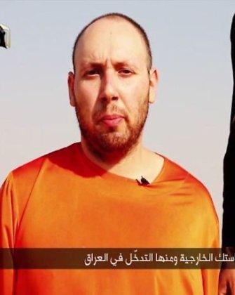 Islamistai įvykdė dar vieno amerikiečių žurnalisto egzekuciją