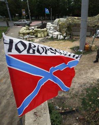 Rusijos kariai užėmė beveik visą pietinę Luhansko srities dalį