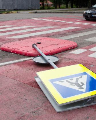 Pernai rugsėjį Lietuvos keliuose nežuvo nė vienas vaikas