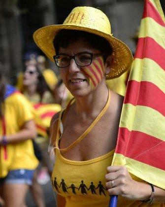Ispanijos teismas įšaldė planus surengti referendumą dėl Katalonijos nepriklausomybės
