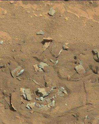 Tyrimas: Marso paviršių formuoja smėlį nešantys vėjai