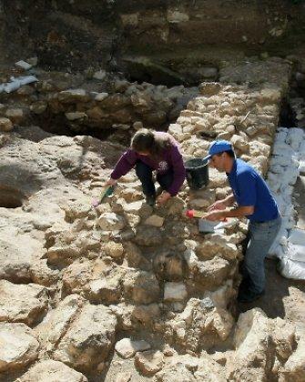 Jeruzalėje rastas retas senovės romėnų užrašas