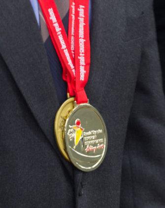 Pagerbti neįgalieji sportininkai - Europos ir pasaulio čempionatų prizininkai