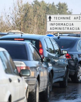 Lietuvoje nuo vasario 1 d. pabrango automobilių techninė apžiūra