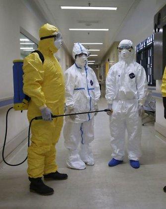 Ebolos virusas mutuoja – tampa atsparesniu
