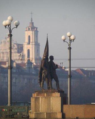 Oro kokybė Vilniuje pagerėjo