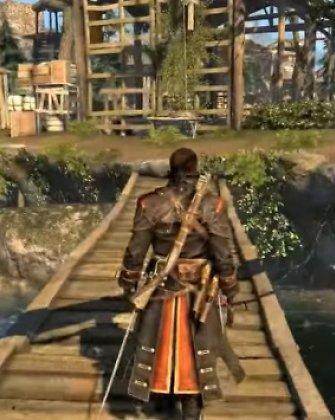"""""""Assassin's Creed Rogue"""" anonsas — tamplieriai pagaliau """"papirko"""" """"Ubisoft"""""""