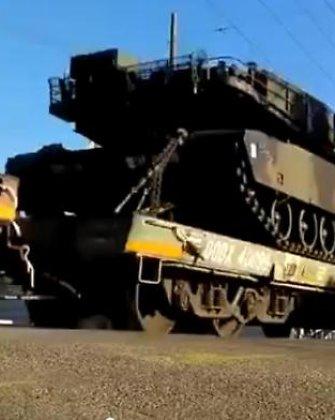 JAV kariškai atsiųs tankų dalinių į manevrus Baltijos ir kitose Rytų Europos šalyse
