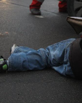 Kauno policija ieško perėjoje vaiką sužalojusio vairuotojo