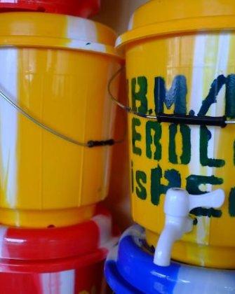 Malyje mirė dvejų metų mergaitė, užsikrėtusi Ebolos virusu