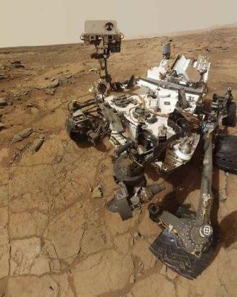 """""""Curiosity"""" Marse rado gyvybės įrodymų?"""
