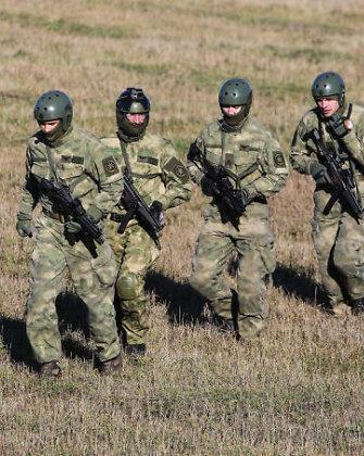 Lietuvoje pradeda veikti greitojo reagavimo pajėgos