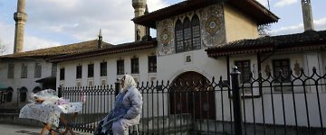 Krymo totoriai po okupacijos velka sunkų Rusijos priespaudos jungą