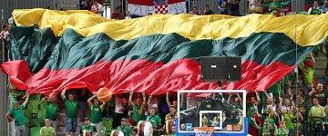 Lietuva stoja į karą su FIBA dėl krepšinio čempionate niekinamo šalies himno