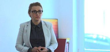 """Seriale """"Nuovada"""" debiutavusiai Vitalijai Mockevičiūtei Galinos etiketė netrukdo"""