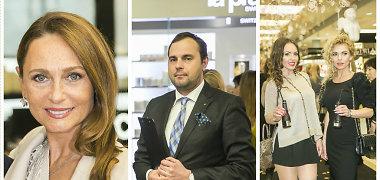 Jogaila Morkūnas, vos gimus dukrai, išskubėjo į darbą: vedė VIP grožio vakarą
