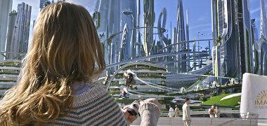 """""""Rytojaus žemė"""" – tiesiog graži futuristinė fantastika"""