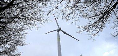 Šilutėje – naujas vėjo jėgainių parkas