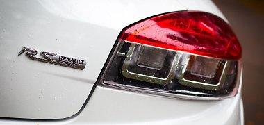 """""""Renault"""" pradeda plačią automobilių sporto programą"""