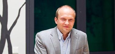 Nerijus Mačiulis: biudžetą dividendais galima papildyti, mažinant nuosavą kapitalą