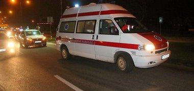 Panevėžio policija duoda šansą vairuotojui, paryčiais sužalojusiam pėsčiąją