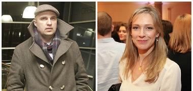Teismas nutraukė aktorės Gabijos Ryškuvienės ir Lino Ryškaus santuoką