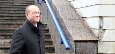 Socialdemokratų palaikymo sulaukęs R.Malinauskas: kol kas dirbsime kartu, o tas kol kas – gal amžinai