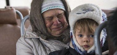 JAV ambasadorė JT: Debalcevėje rasti negyvi 500 civilių – separatistų ugnies aukos