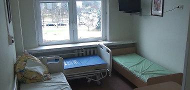 Geresnės sąlygos vėžiu sergantiems vaikams: 100 000 eurų – palatų modernizavimui
