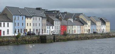 Nedarbo lygis Airijoje lapkritį siekė 8,9 proc.
